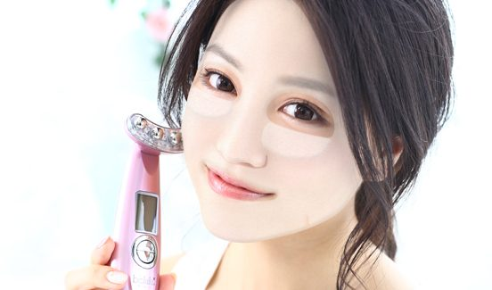 【belulu】美容機器メーカー発!美顔器と一緒に使える★ガラスの靴のように貴女にピッタリ合うフェイスマスク「美ルル シンデレラビューティー」新発売!