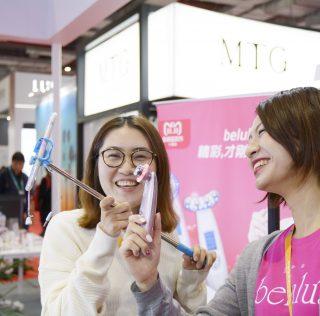【belulu海外進出】中国国家主席:習近平も出席する中国国際輸入博覧会CIIE2018@上海にbeluluが出展!